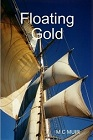 Floating Gold Book Cover